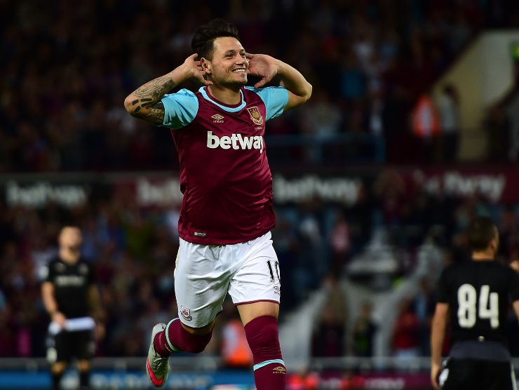Mauro Zarate - getty images