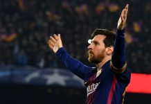 messi tipo corcovado - Getty images