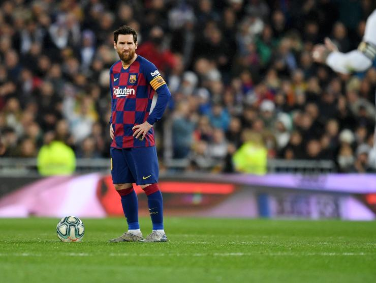 Real Barcellona Messi Ronaldo0