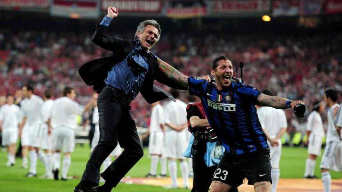 Mourinho Materazzi