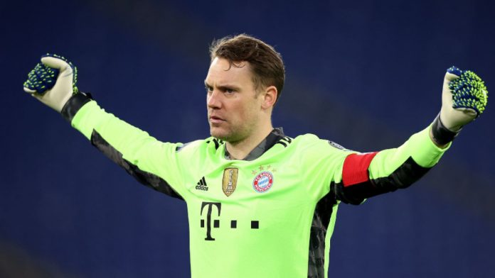 Neuer - Getty images