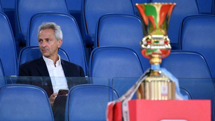 dal pino Serie A riapertura stadi