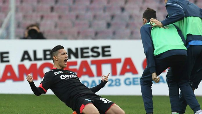Paredes a Empoli - Getty Images
