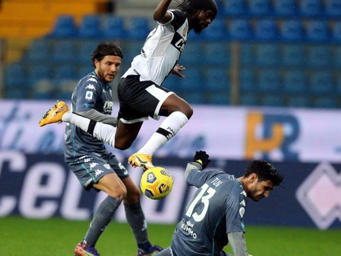 Parma vs Benevento 0-0 getty images