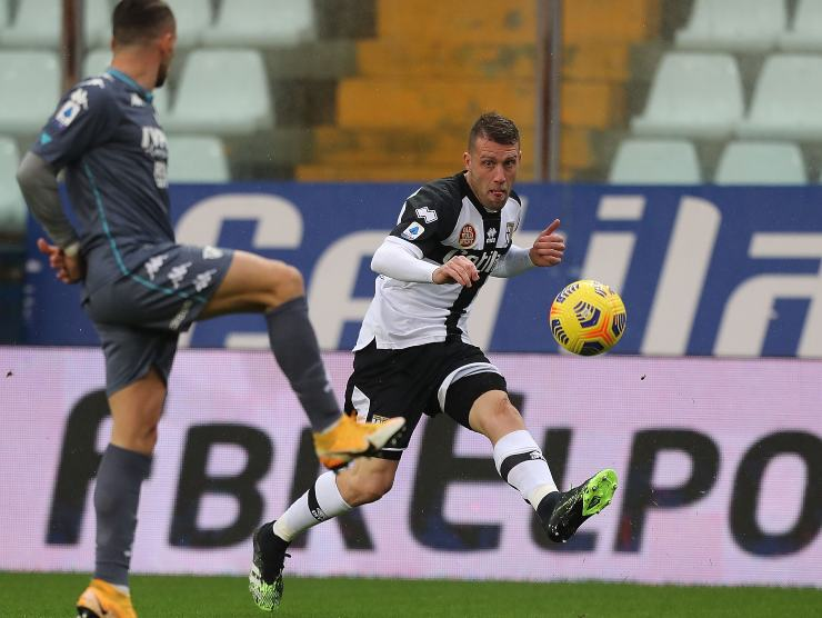 Parma-Benevento 0-0 Getty images