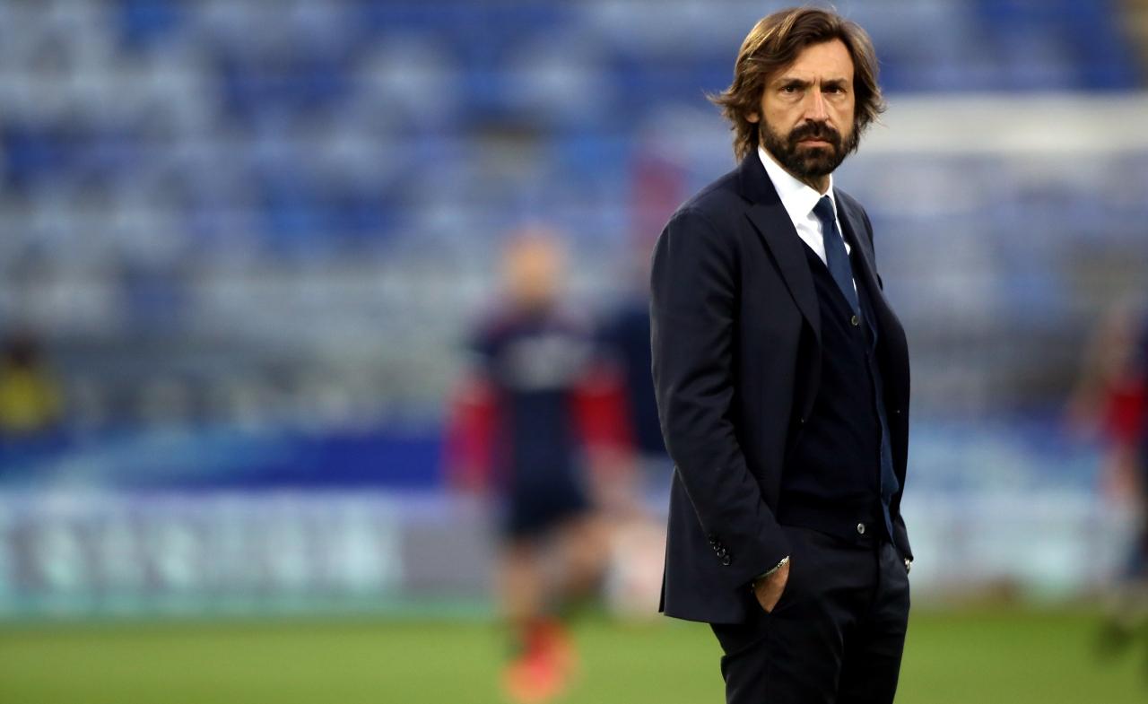 Juventus Demiral negativo Covid Pirlo
