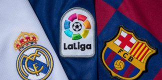 Real Madrid-Barcellona Liga