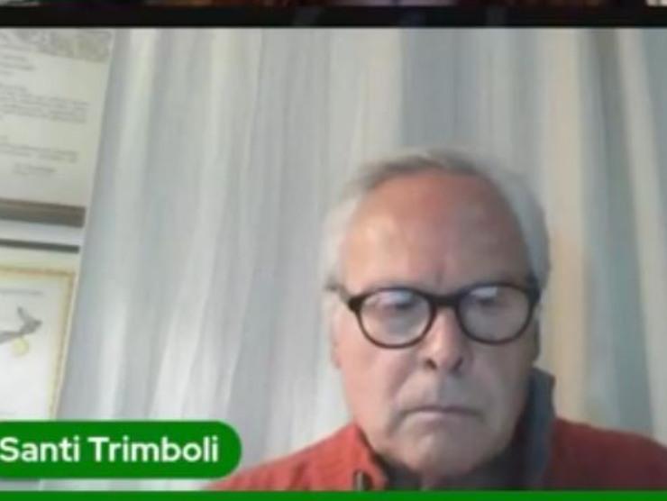 Santi Trimboli Rai - Foto screenshoot fb