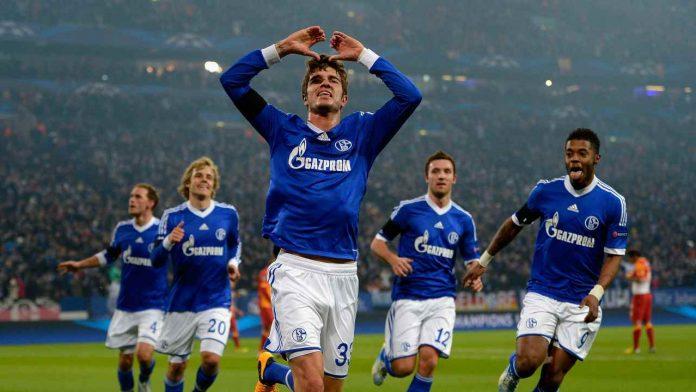 esultanza Schalke 04 - getty images
