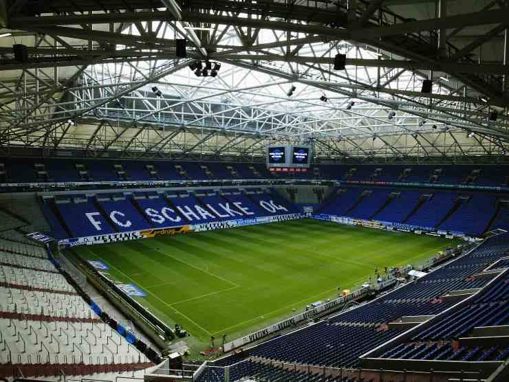 stadio Schalke 04 - getty images