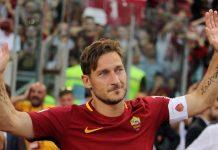 addio Totti Getty images