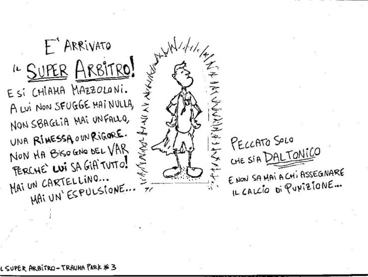 Vignetta Super Arbitro