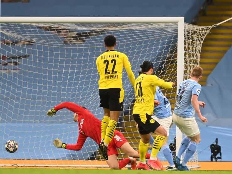 Borussia gol preso - getty images