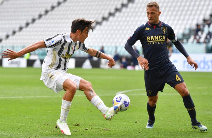 Dybala Juventus mercato