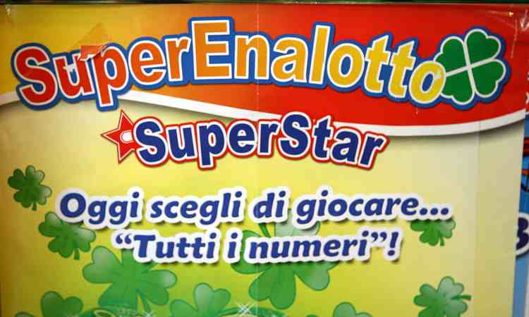Estrazioni Lotto Superenalotto 10elotto Oggi