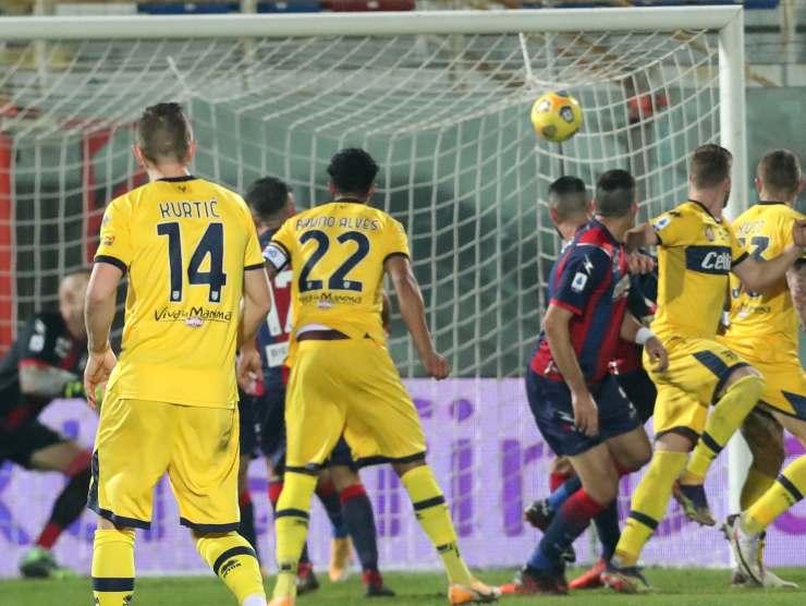 Crotone vs Parma getty images