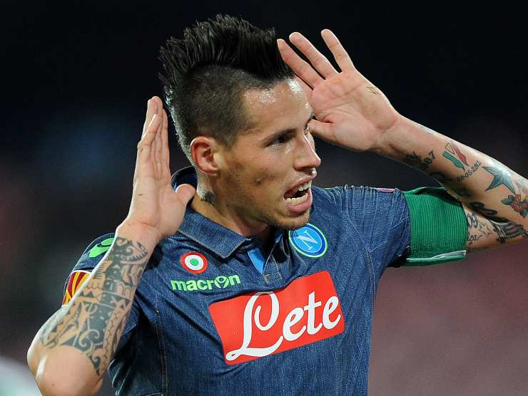 Hamsik - getty images