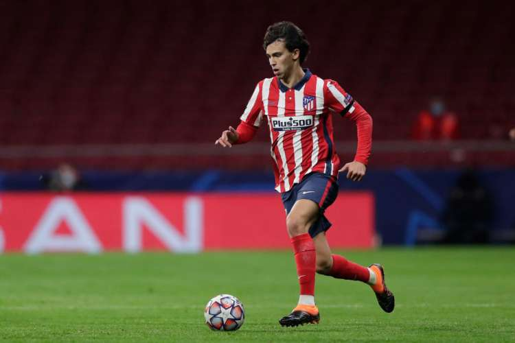Atletico Madrid Joao Felix