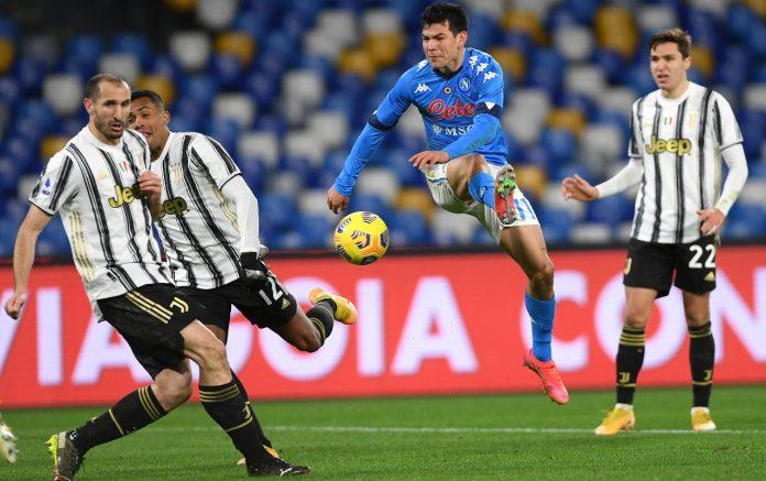 Juventus Napoli rinvio