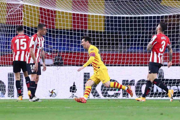messi gol Bilbao