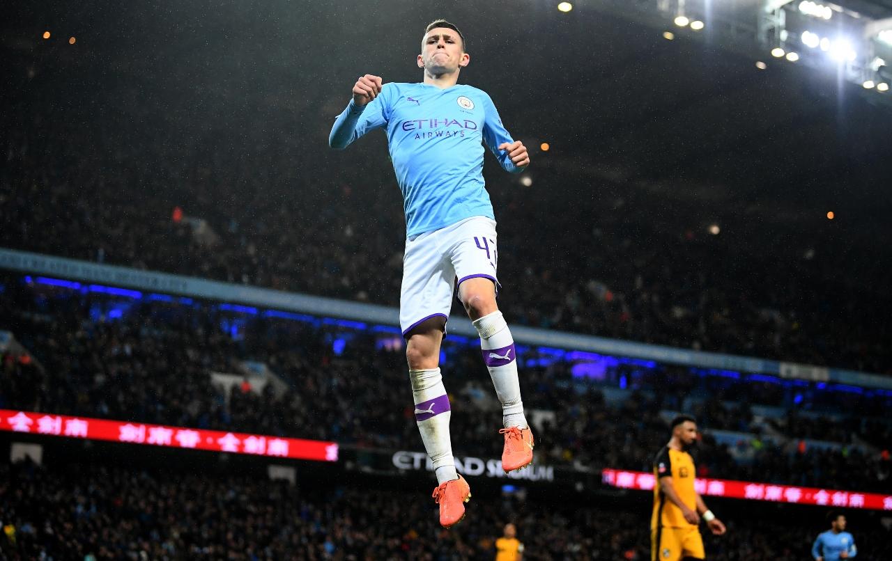 Manchester City Foden