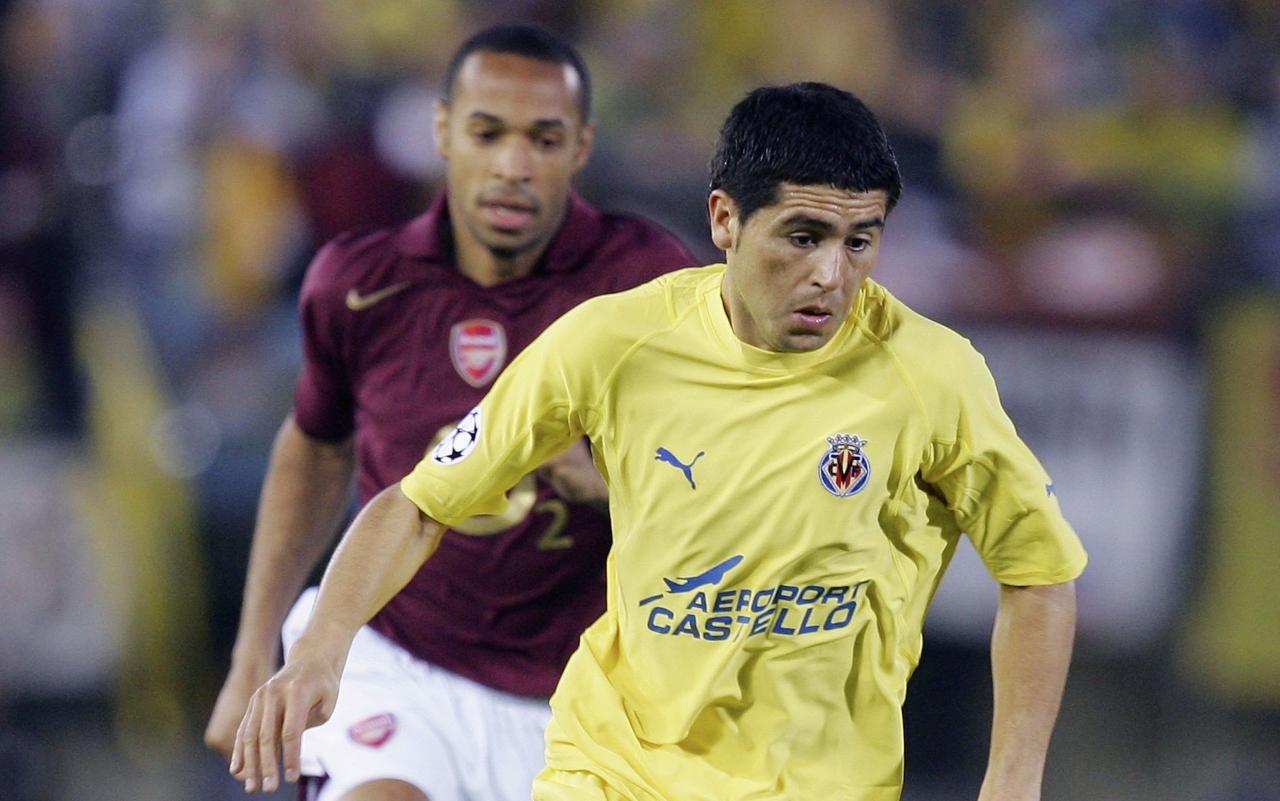 Arsenal Villareal rivincita