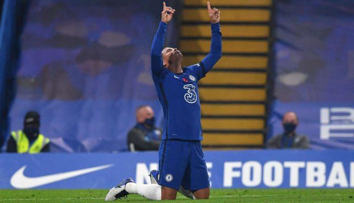 Real Chelsea Thiago Silva