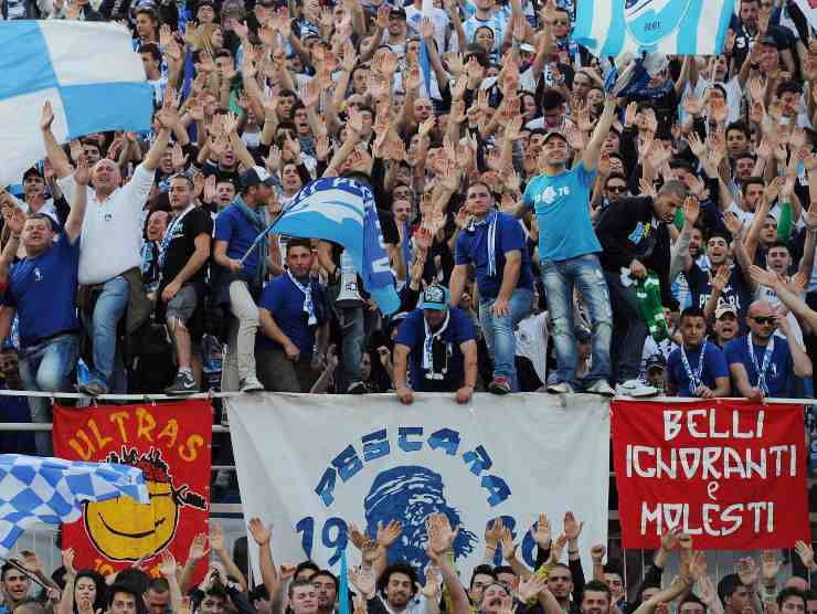 tifosi Pescara - Getty images