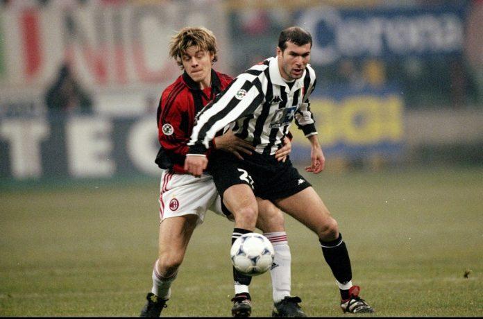 calciomercato Milan Zidane