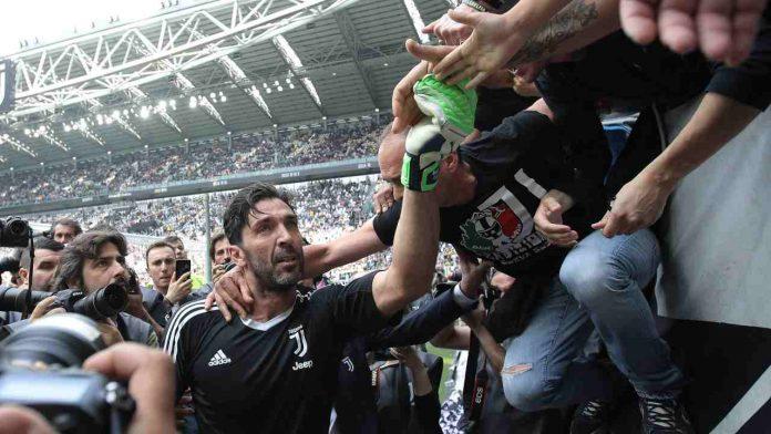 Addio Buffon - Getty Images