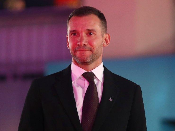 Andriy Shevchenko Serie A Ambassador