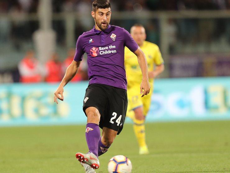 Benassi alla Fiorentina - Getty images