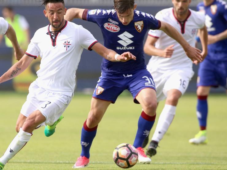 Boyè Cagliari-Torino  Getty Images
