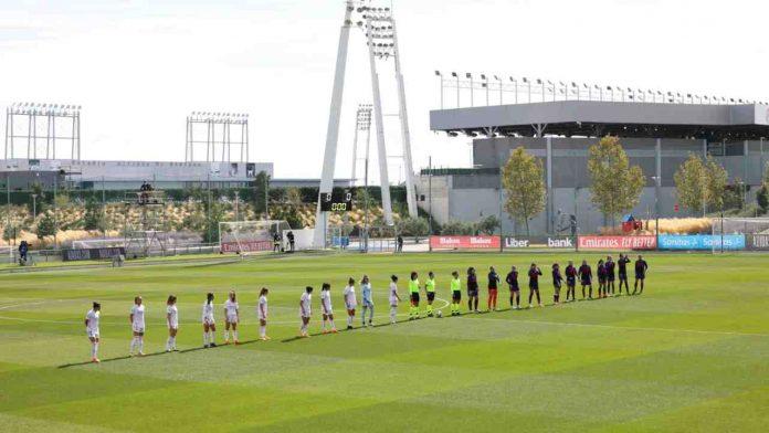 Calcio femminile Real Madrid Eibar