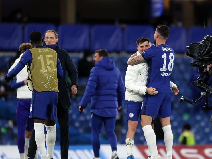 Chelsea rilassato - Getty Images