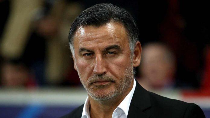 Christophe Galtier allenatore
