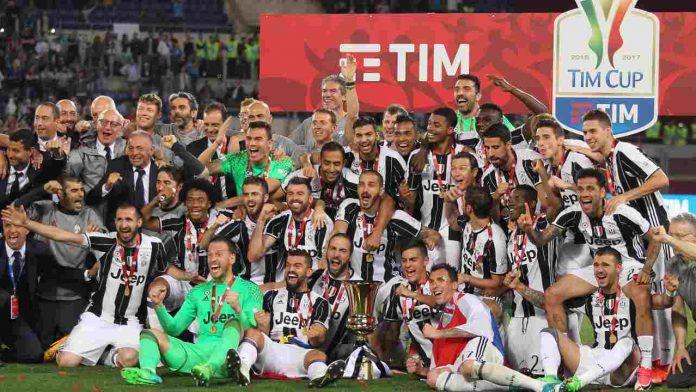 Coppa Italia Juve 2017 - Getty Images