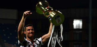 Cristiano Ronaldo alla Roma