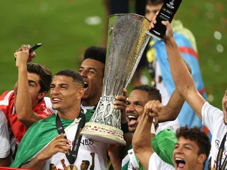 Siviglia vince - Getty Images