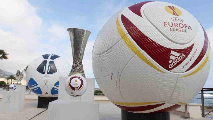 Europa League squadre vincitrici