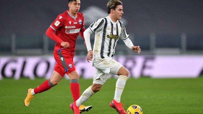 Fagioli Juventus - Getty Images
