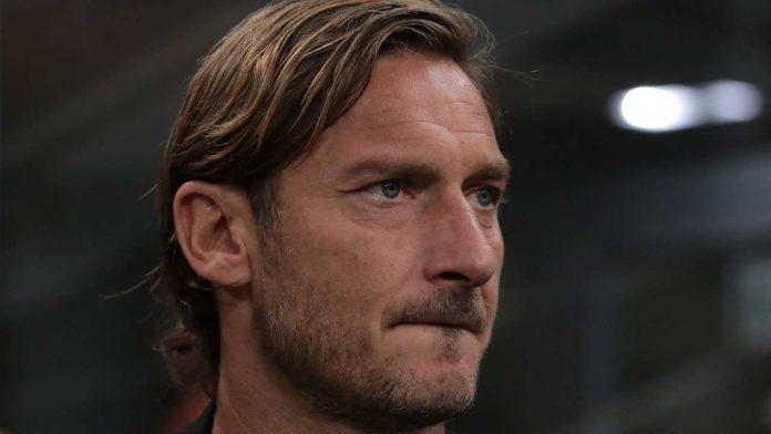 Francesco Totti Serie A Ambassador