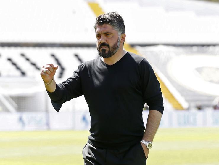 Gennaro Gattuso Salernitana 1998-1999
