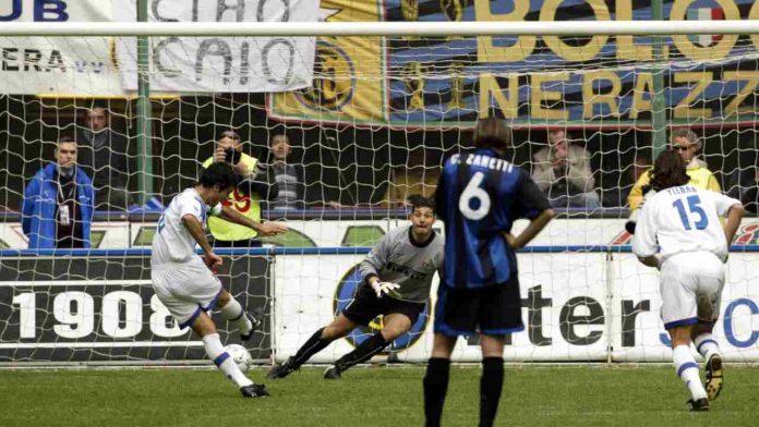 Guardiola gol Brescia - Getty Images
