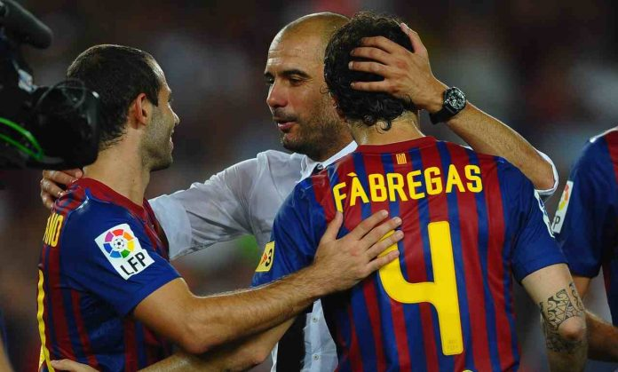 Guardiola Fabregas