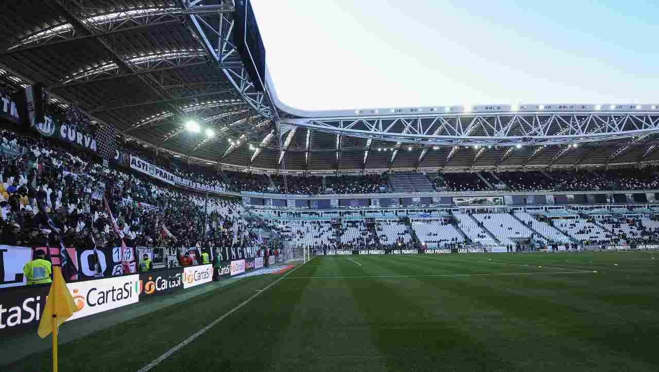 Juventus incidente