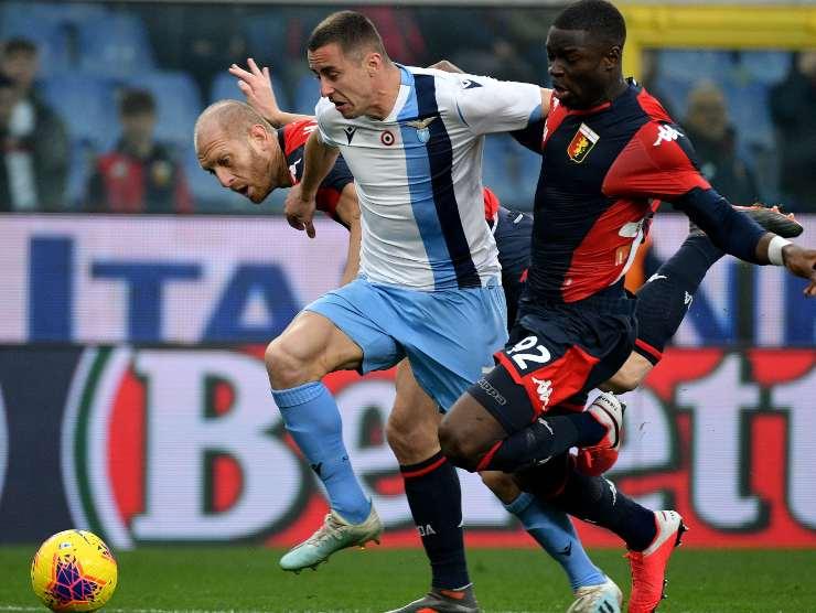 Lazio Genoa