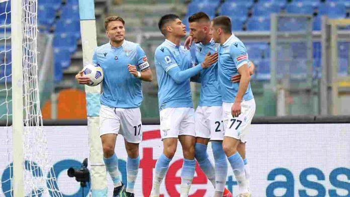 Lazio Milinkovic Savic cessione