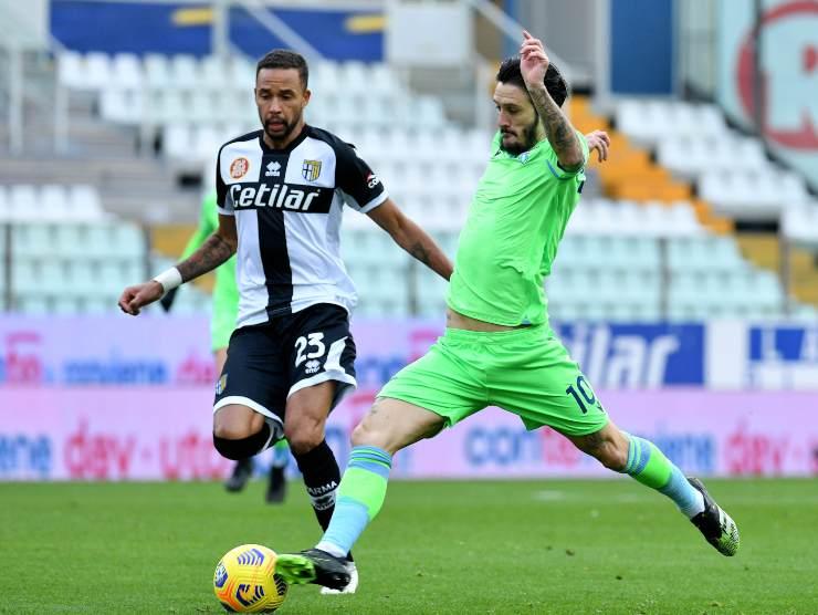Luis Alberto vs Parma - Getty Images