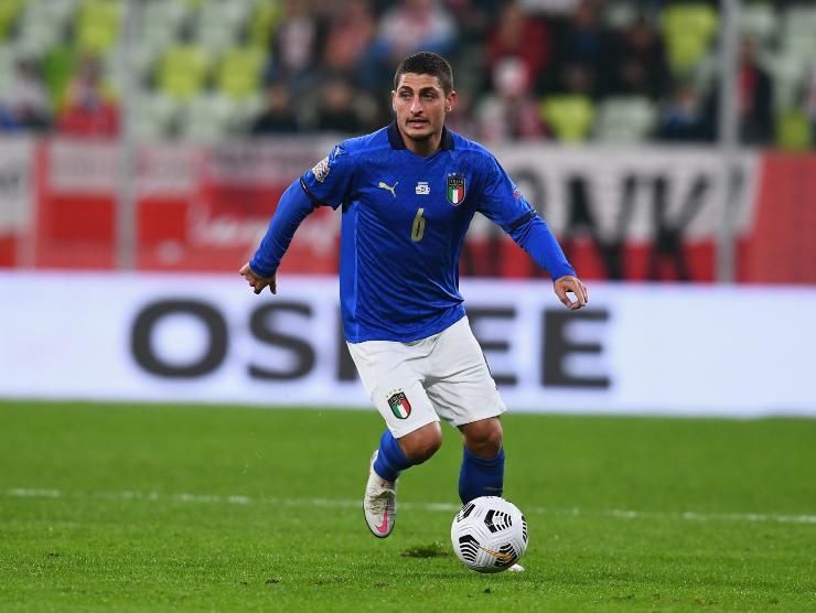 Marco Verratti Euro 2020